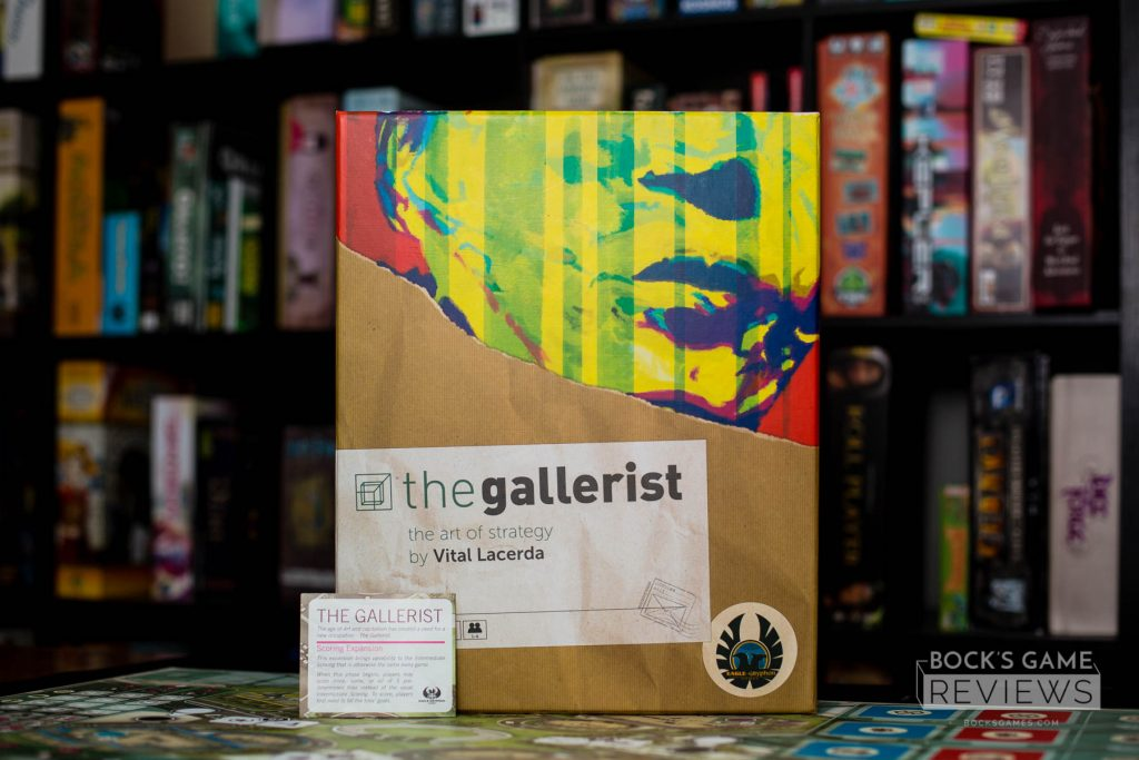 Gallerist: Scoring Expansion